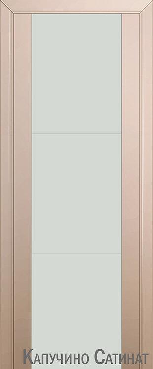 Дверь м/к 22 U Капучино сатинат