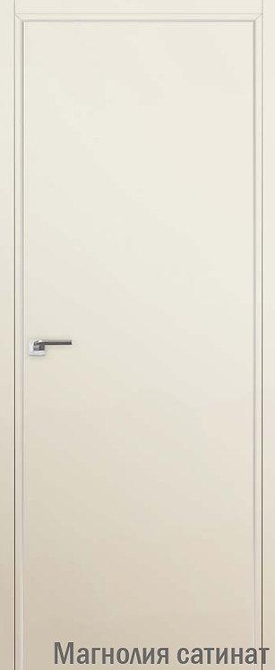 Дверь м/к 1 E Магнолия сатинат