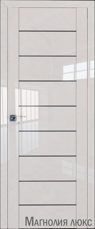 Дверь м/к 45 L Магнолия люкс