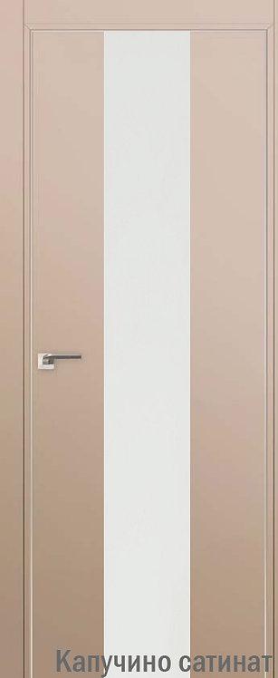 Дверь м/к 25 E Капучино сатинат