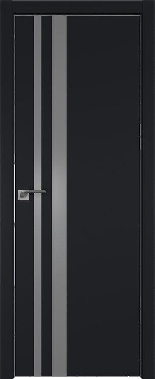 Дверь м/к 16E Черный матовый