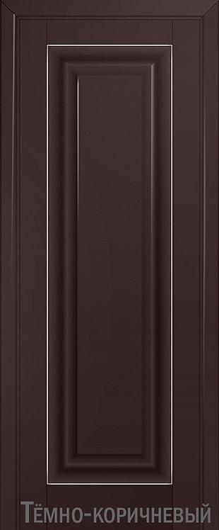 Дверь м/к 23 U Темно-коричневый