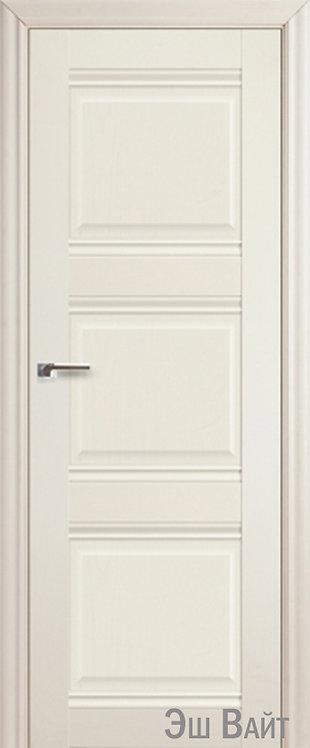 Дверь м/к 3 Х Ясень белый