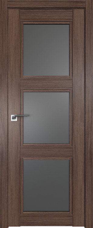 Дверь м/к 2.27XN Салинас Темный