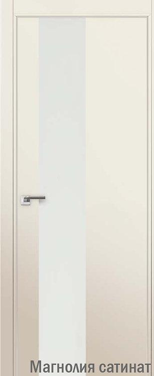 Дверь м/к 5 E Магнолия сатинат