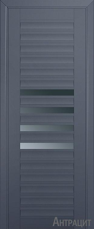 Дверь м/к 55 U Антрацит