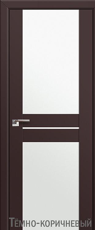 Дверь м/к 10 U Темно-коричневый