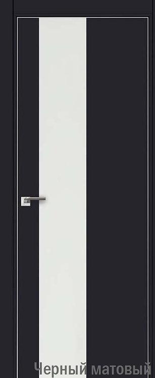 Дверь м/к 5 E Черный матовый