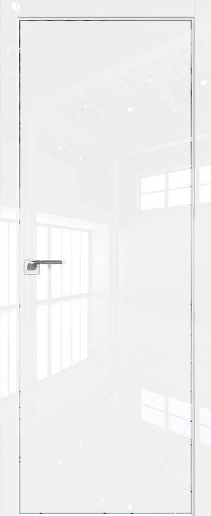 Дверь м/к 1 LК Белый глянец