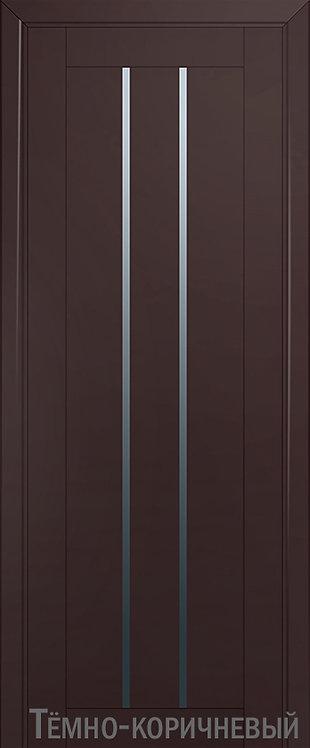Дверь м/к 49 U Темно-коричневый
