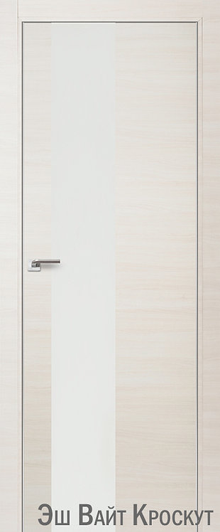 Дверь м/к 5 Z Ясень белый кроскут