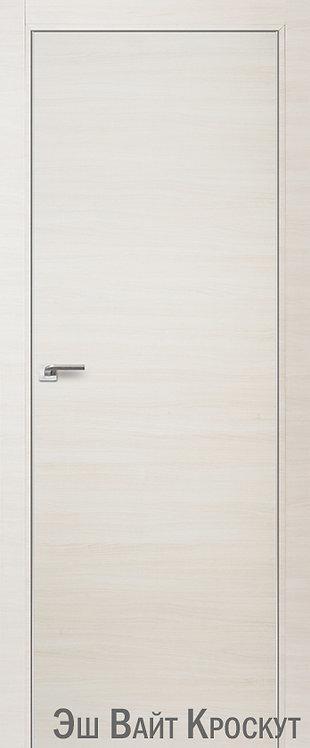 Дверь м/к 1 Z Ясень белый кроскут