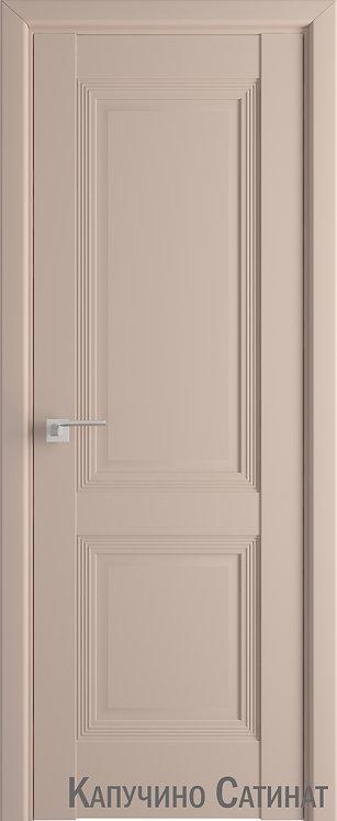 Дверь м/к 80 U Капучино сатинат
