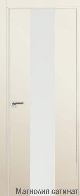Дверь м/к 25 E Магнолия сатинат