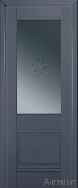 Дверь м/к 2 U Антрацит