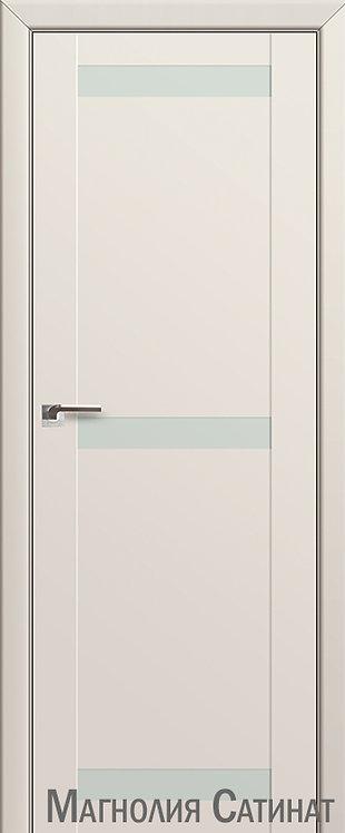 Дверь м/к 75 U Магнолия сатинат