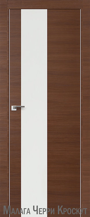 Дверь м/к 5 Z Малага Черри Кроскут