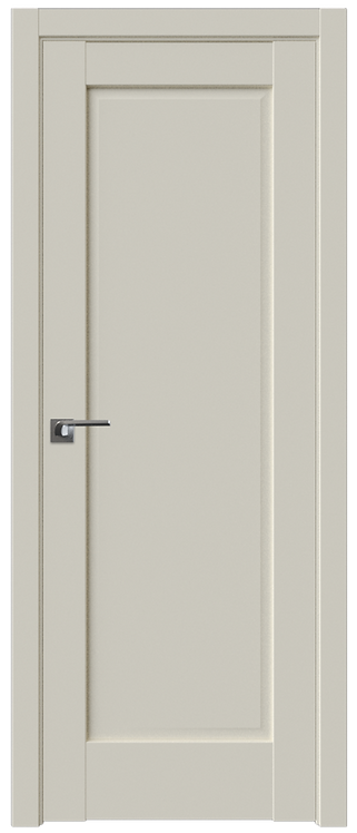 Дверь м/к 100 U Магнолия Сатинат