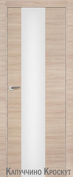 Дверь м/к 15 Z Капучино Кроскут