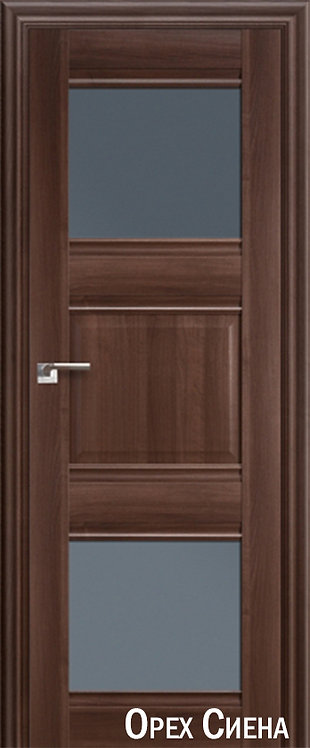 Дверь м/к 6 Х Орех Сиена