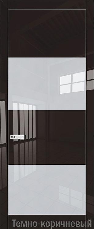 Дверь м/к 2VG Темно-коричневый