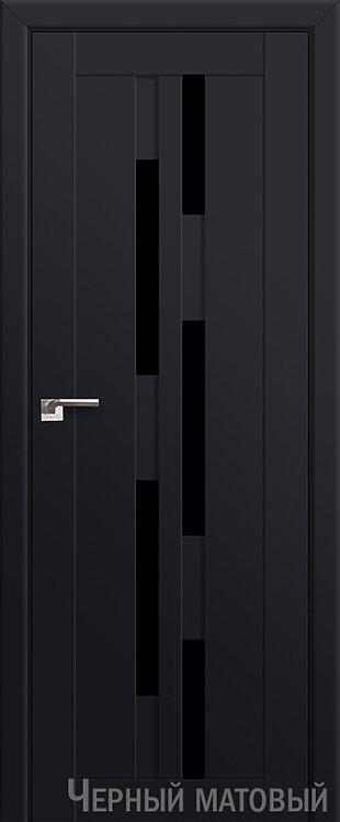 Дверь м/к 30 U Черный матовый