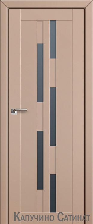 Дверь м/к 30 U Капучино сатинат