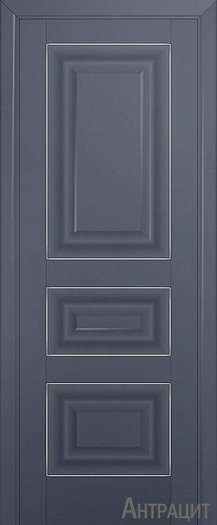 Дверь м/к 25 U Антрацит