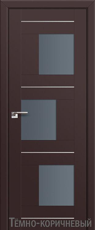 Дверь м/к 13 U Темно-коричневый