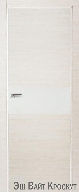 Дверь м/к 4 Z Ясень белый кроскут