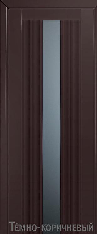 Дверь м/к 53 U Темно-коричневый