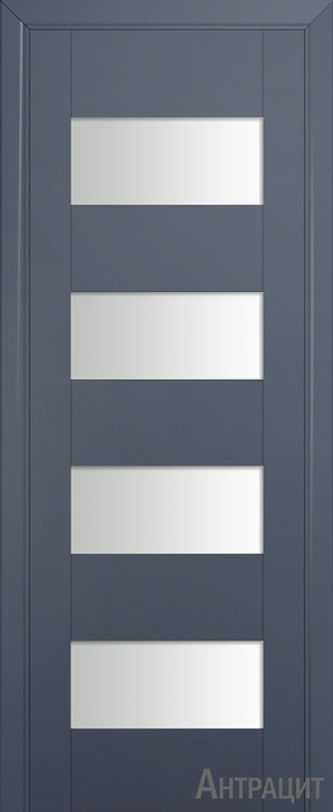Дверь м/к 46 U Антрацит