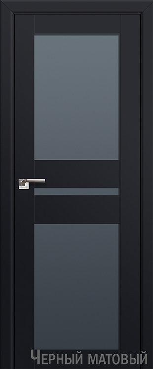 Дверь м/к 70 U Черный матовый