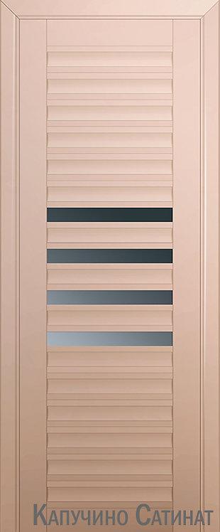 Дверь м/к 55 U Капучино сатинат