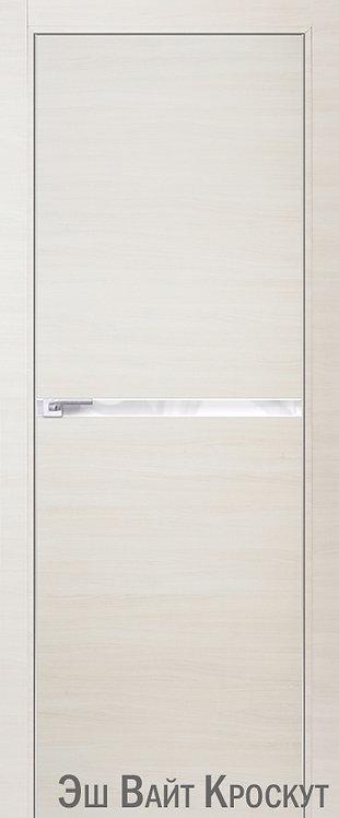 Дверь м/к 11 Z Ясень белый кроскут