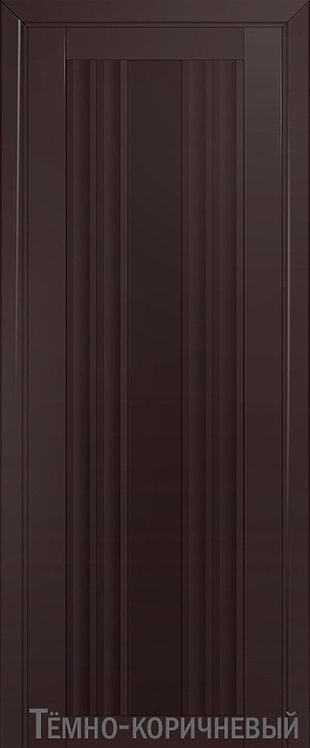 Дверь м/к 52 U Темно-коричневый