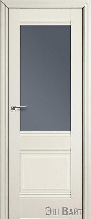 Дверь м/к 2 Х Ясень белый