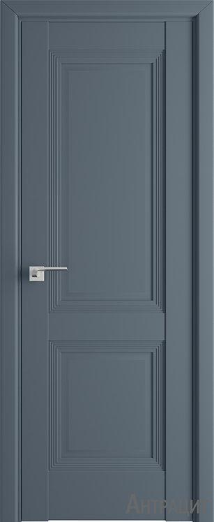 Дверь м/к 80 U Антрацит