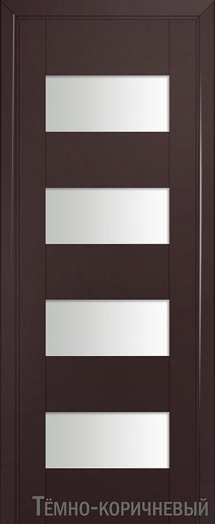 Дверь м/к 46 U Темно-коричневый