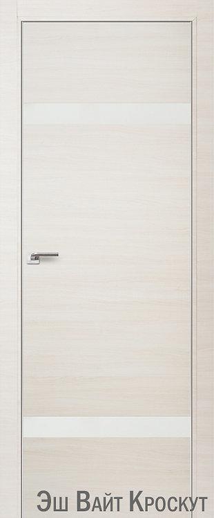 Дверь м/к 3 Z Ясень белый кроскут