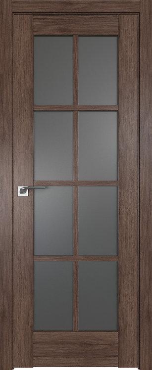 Дверь м/к 101XN Дуб Салинас Темный