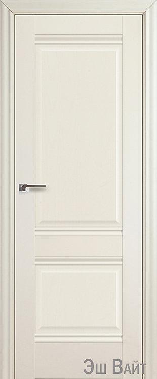 Дверь м/к 1 Х Ясень белый