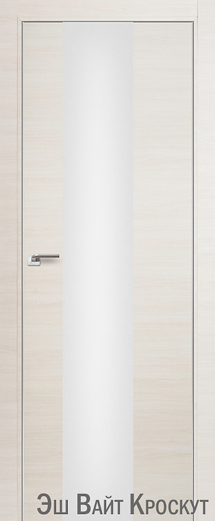 Дверь м/к 15 Z Ясень белый кроскут
