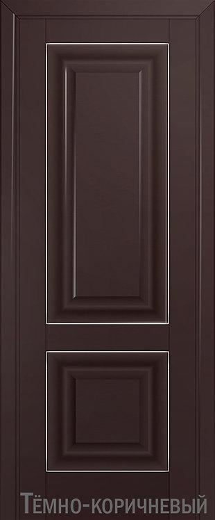 Дверь м/к 27 U Темно-коричневый