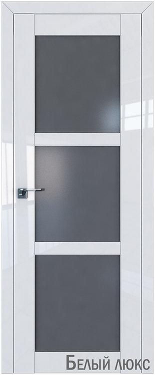 Дверь м/к 2.13 L Белый люкс