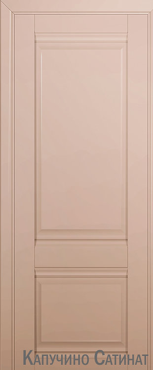 Дверь м/к 1 U Капучино сатинат