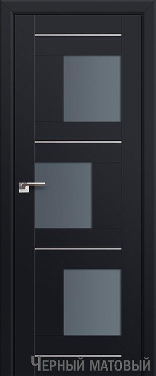 Дверь м/к 13 U Черный матовый