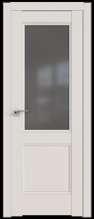 Дверь м/к 90 U ДаркВайт