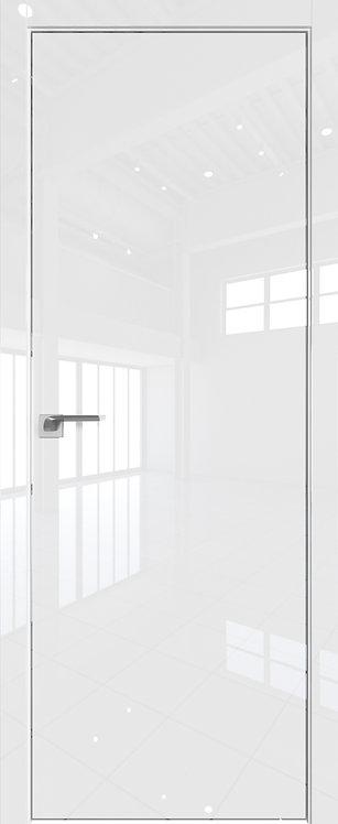 Дверь м/к 1VG Белый глянец
