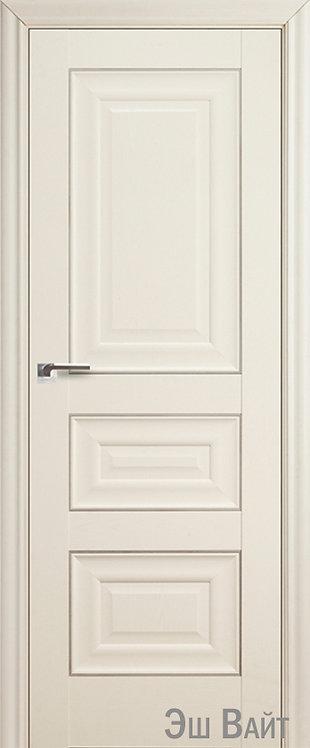Дверь м/к 25 Х Ясень белый